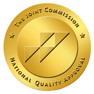 The Villa is Accredited by The Joint Commission